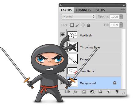 Ninja Layers