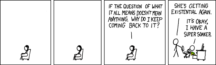 XKCD: Philosophy