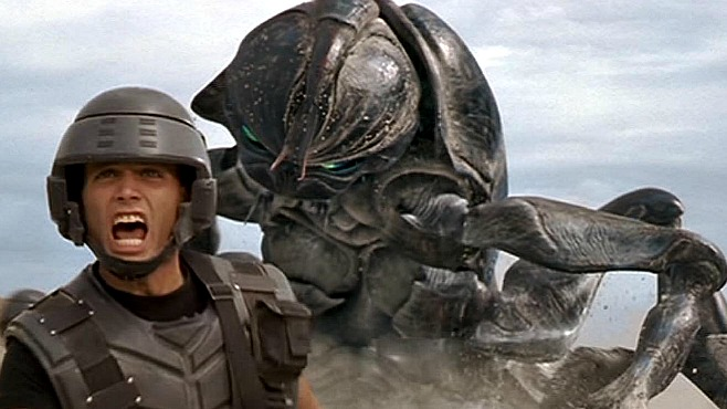 Starship Troopers Bug Attack