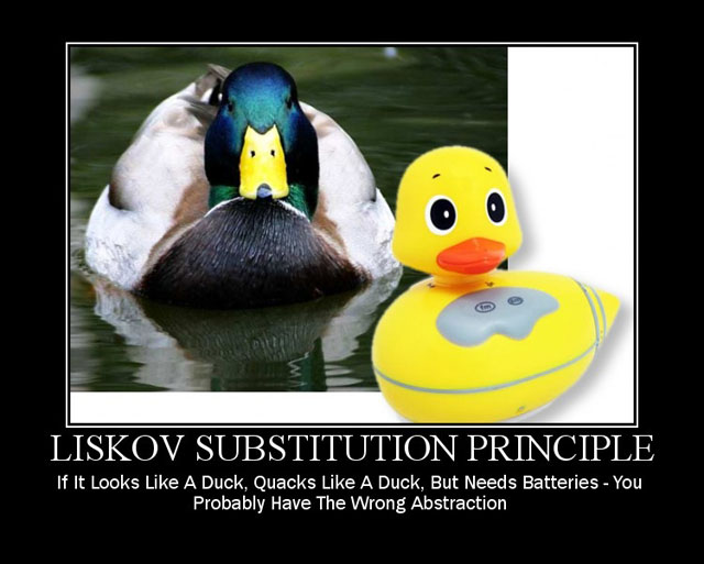 Liskov ducks
