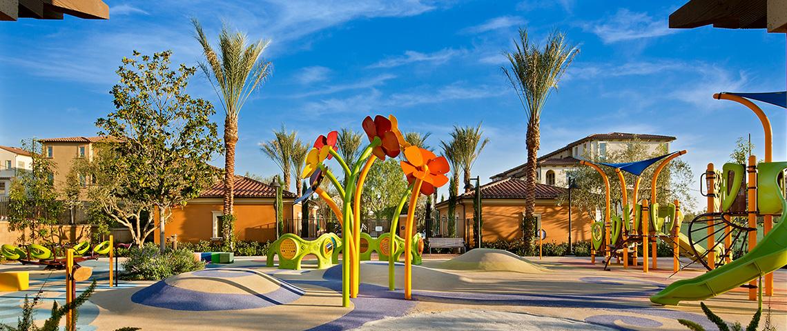 Irvine Parks Near Portola Springs Villages Of Irvine