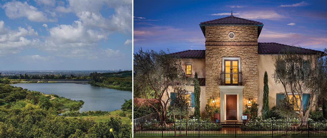 Orchard Hills New Irvine Homes For Sale Villages Of Irvine