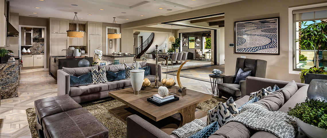 Marbella Residences New Homes Hidden Canyon Irvine Ca