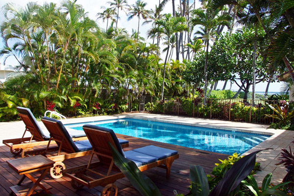 Hawaii Luxury Villas For Rent - Kahala Beach - CheapCaribbean.com