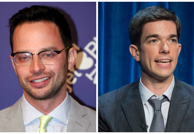 Nick Kroll and John Mulaney