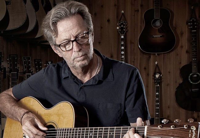 ERIC CLAPTON: A LIFE IN 12 BARS Documentary Heads to Theaters in Fall