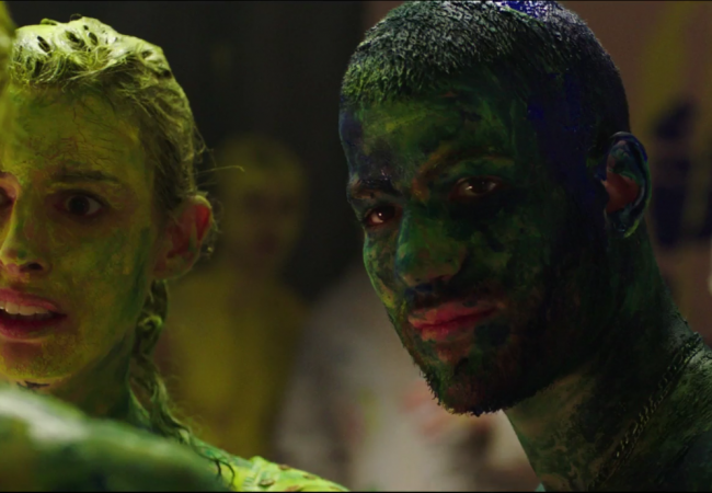 VIDEO: Things Get Colorful in New Clip from Horror Film RAW