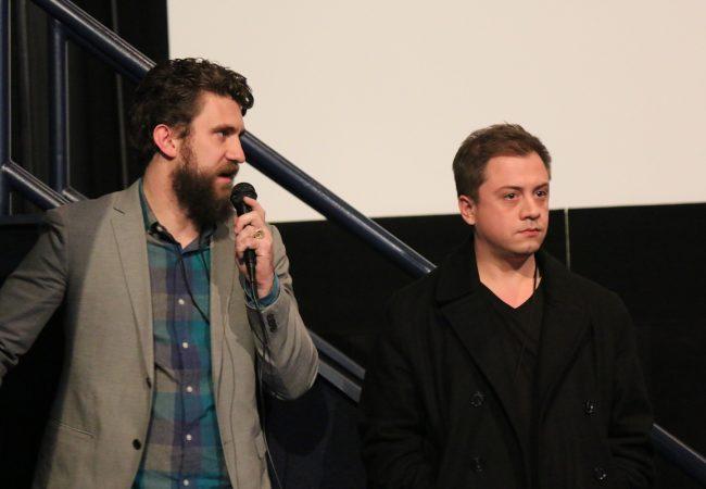 HAPPY HUNTING directors Louie Gibson and Joe Dietsch