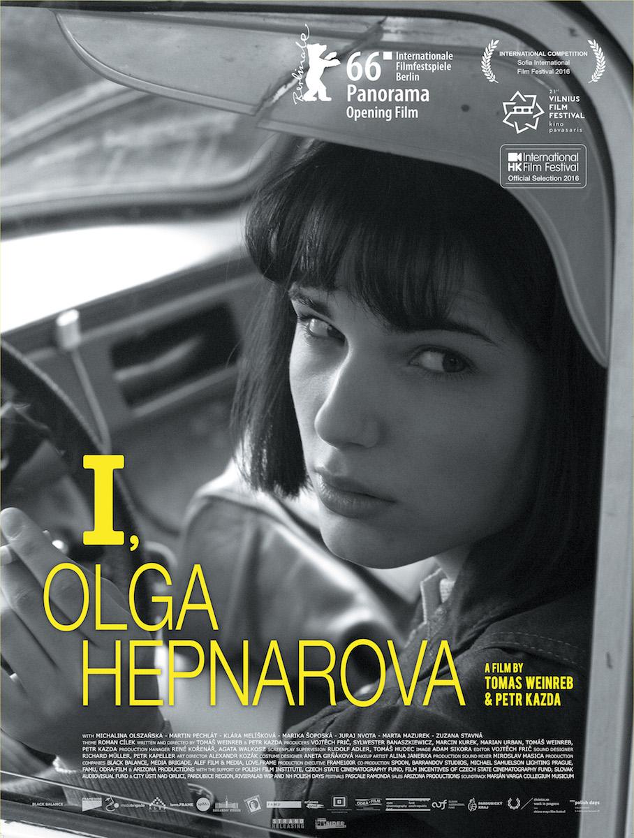 I, OLGA HEPNAROVA poster