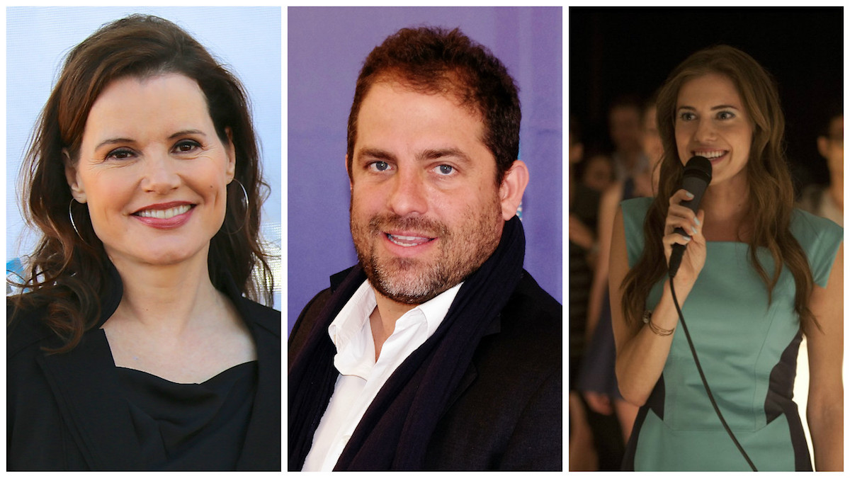 Geena Davis, Brett Ratner and Allison Williams will be honored at the 2017 Sun Valley Film Festival (SVFF)