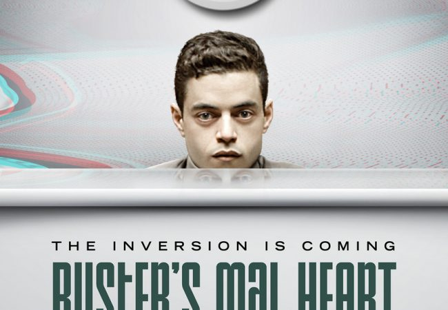 Watch the Final Trailer + New Poster for BUSTER'S MAL HEART Starring Rami Malek