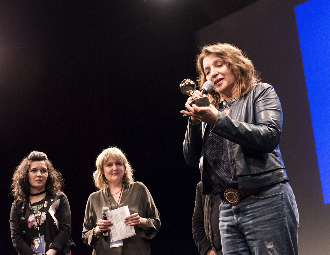 A Good Wife, Mirjana Karanović, 2017 Bosnian-Herzegovinian Film Festival
