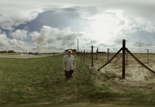 THE LAST GOODBYE, First Holocaust Survivor Testimony in Room-Scale VR to World Premiere at Tribeca Film Festival