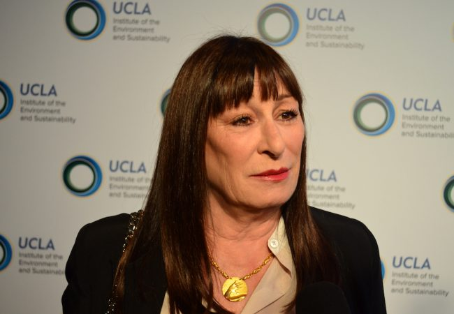 Anjelica Huston to Receive Award + World Premiere TROUBLE at Seattle International Film Festival