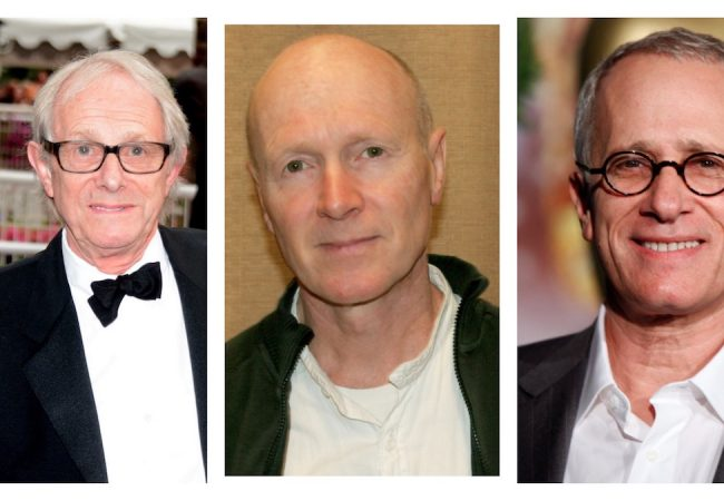 Ken Loach, Paul Laverty and James Newton Howard