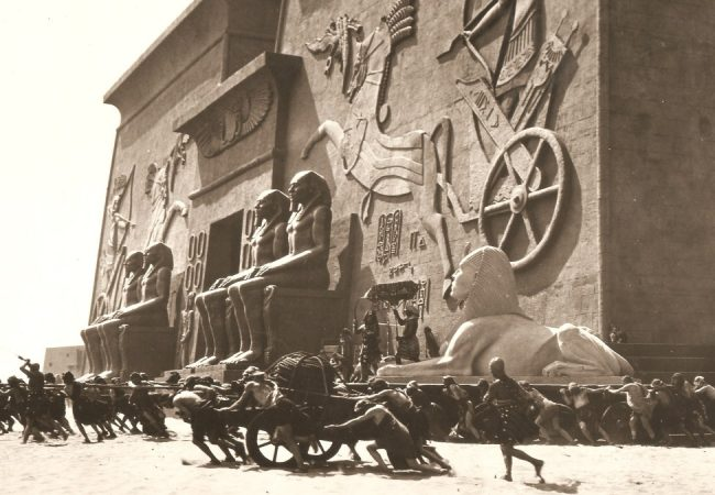 The Lost City of Cecil B. DeMille