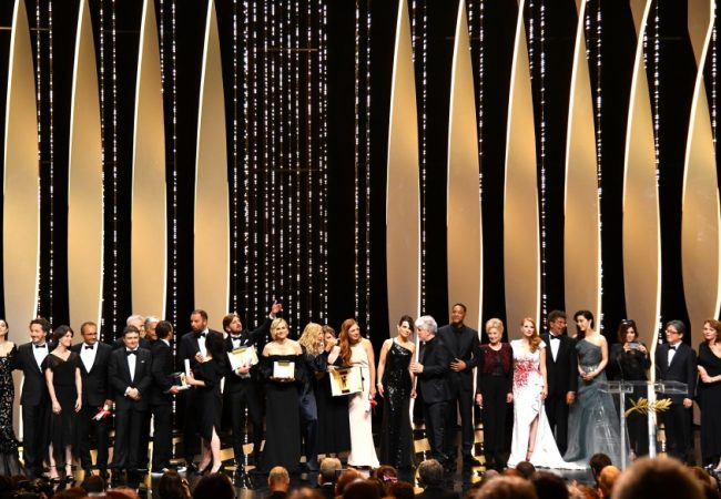 THE SQUARE Wins Palme d'Or at 70th Cannes Film Festival, Sofia Coppola, Joaquin Phoenix, Diane Kruger Win Awards