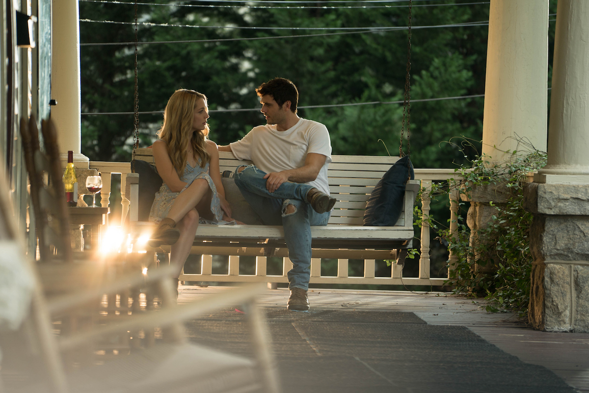 Watch Trailer for Country Music Film FOREVER MY GIRL, in ...