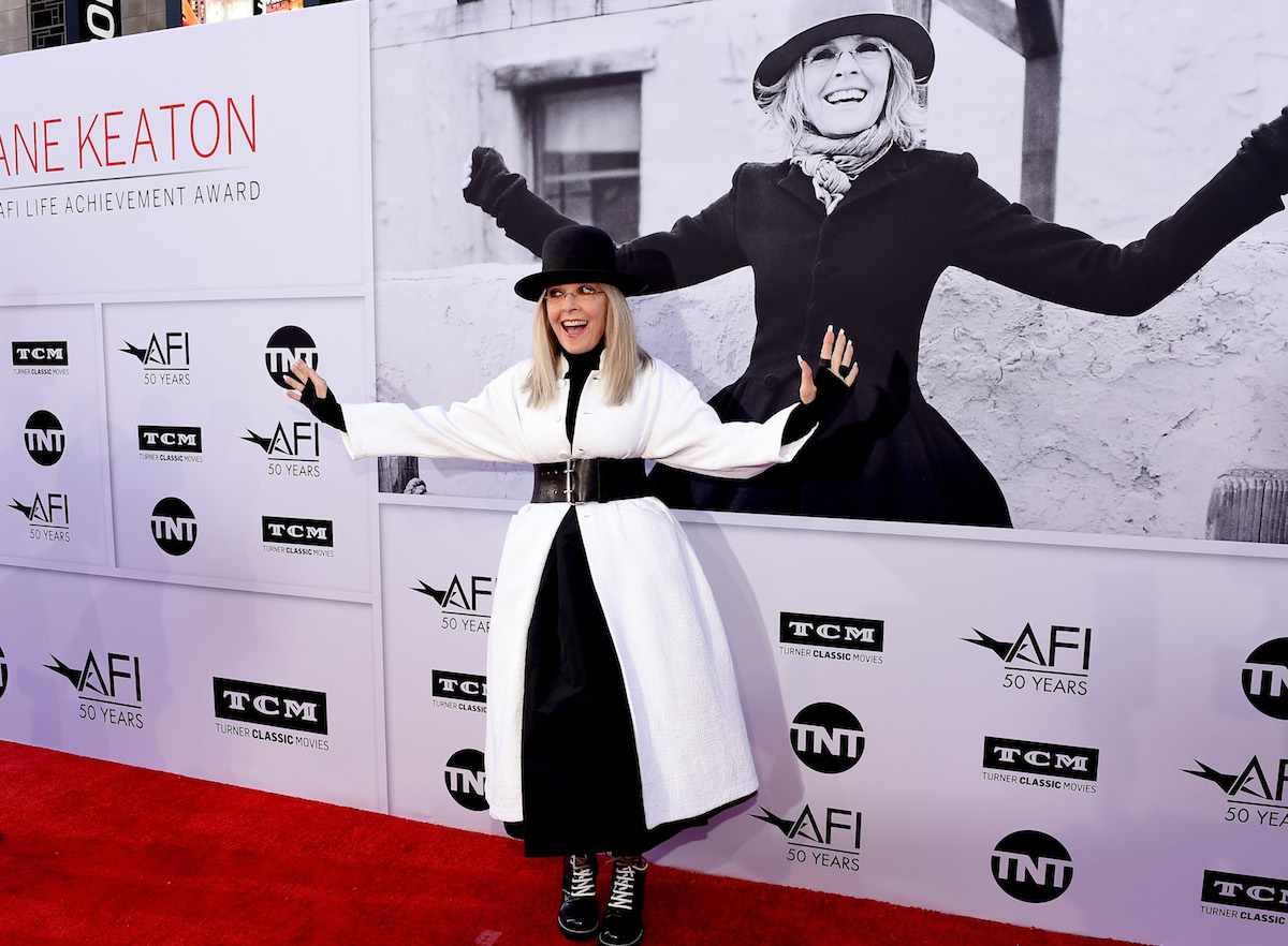 American Film Institute's 45th Life Achievement Award Gala Tribute to Diane Keaton - Red Carpet