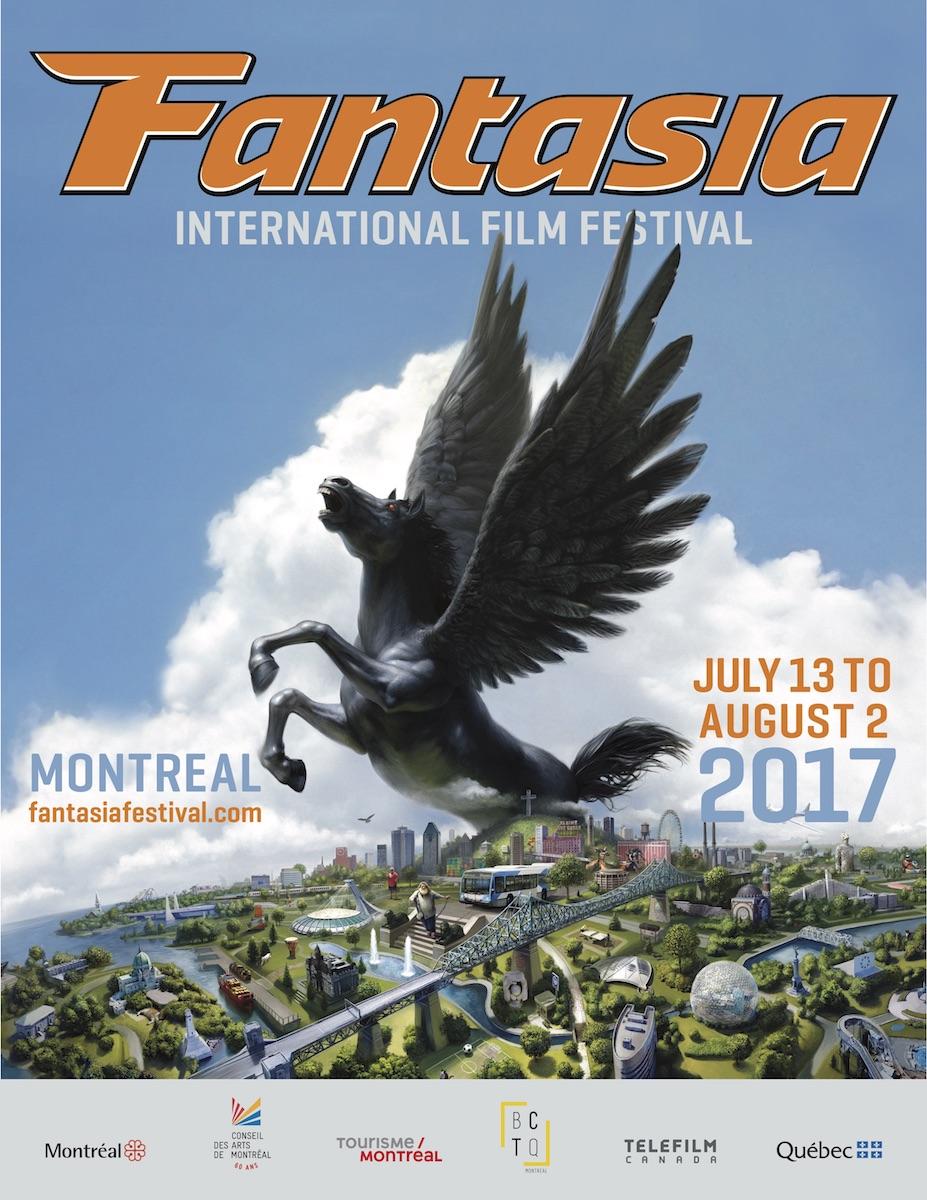 2017 Fantasia poster