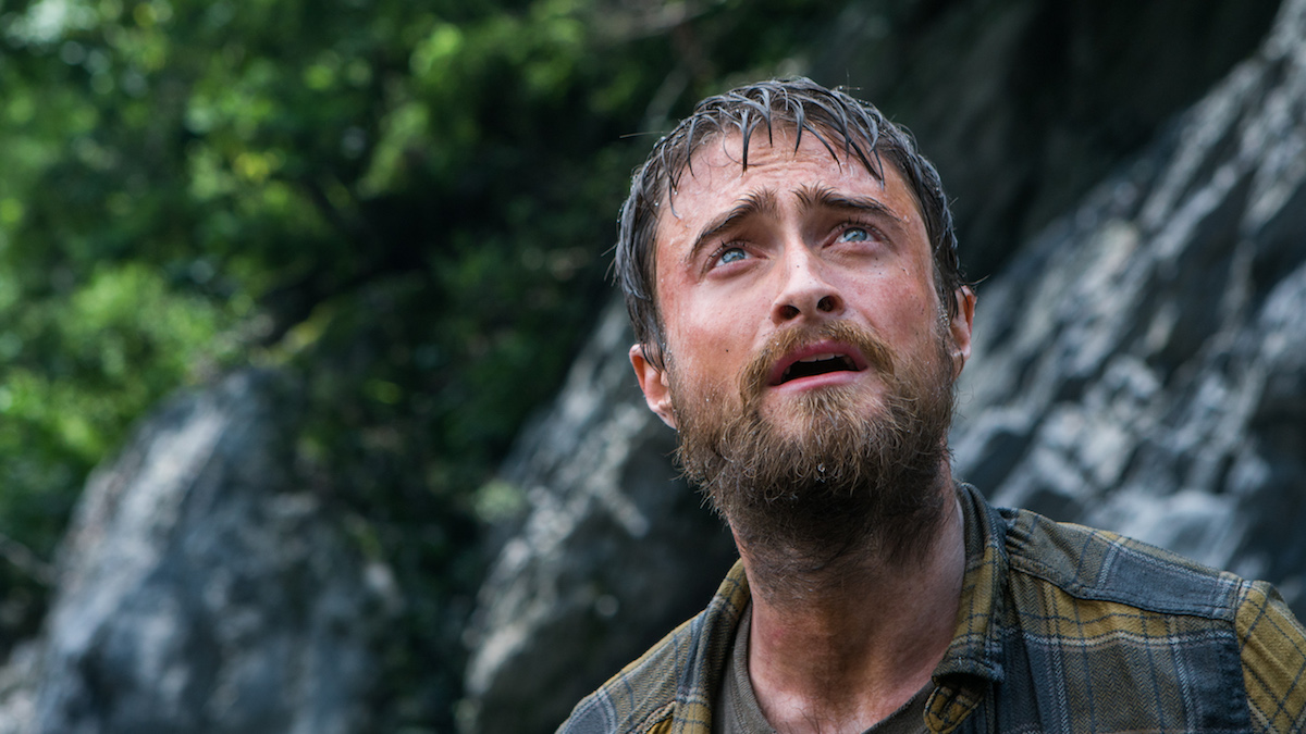 Jungle starring Daniel Radcliffe.
