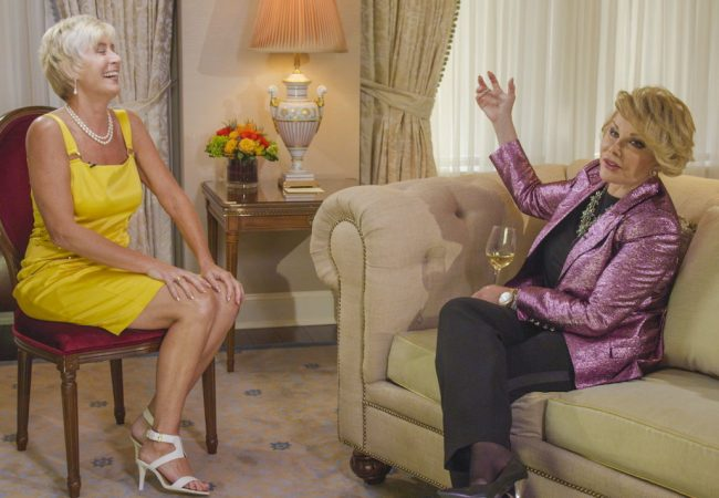 See Joan Rivers, Jenny McCarthy in Dr. Pamela Dee's Menopause Documentary LOVE, SWEAT & TEARS | Trailer