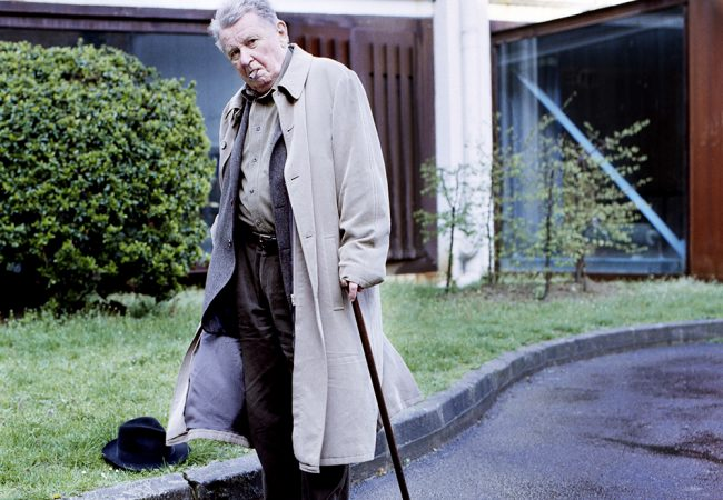 Locarno Festival to Honor French Filmmaker Jean-Marie Straub with Pardo d'onore Manor Award