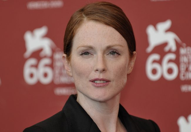 Actress Julianne Moore to Be Honored with François Truffaut Award at Giffoni Film Festival