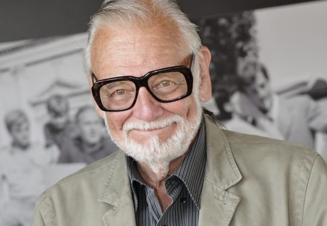 "RIP: ""Night of the Living Dead"" Filmmaker George A. Romero Dead at 77"