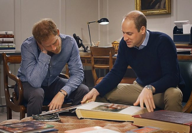 Watch Prince Harry and Prince William Talk About Their Mom in Trailer for DIANA, OUR MOTHER: HER LIFE AND LEGACY