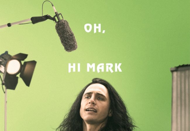 Watch First Trailer + Poster for James Franco's THE DISASTER ARTIST