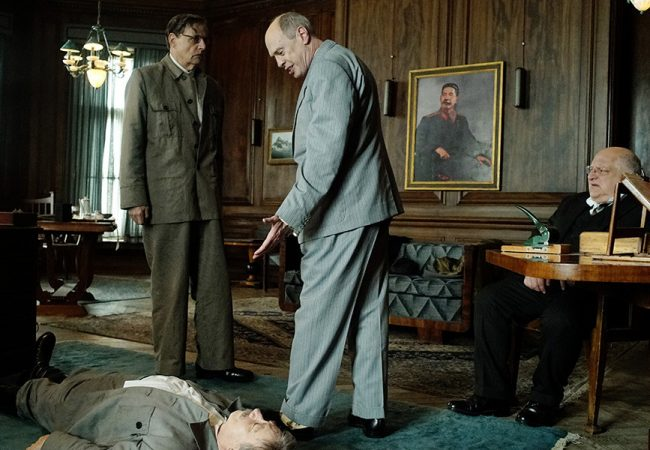 VIDEO: Watch New Trailer for Dark Comedy THE DEATH OF STALIN