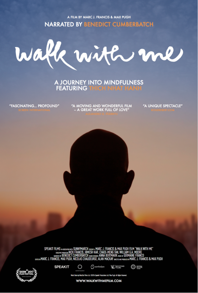 Walk With Me Documentary Poster