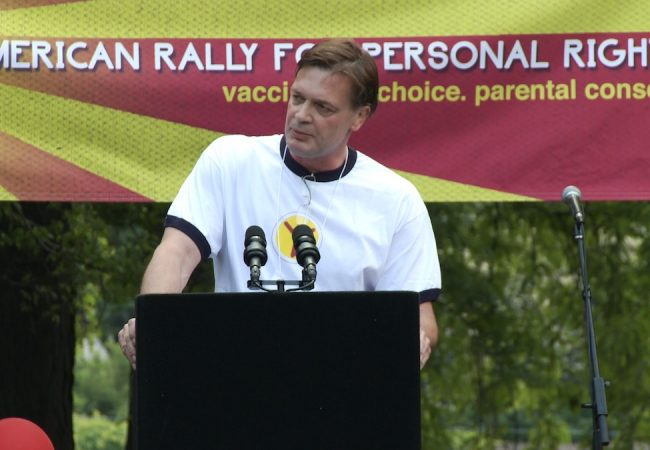 THE PATHOLOGICAL OPTIMIST on Controversial Anti-Vaccination Dr. Andrew Wakefield Sets Release Date