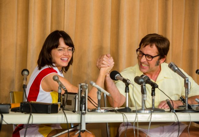 BATTLE OF THE SEXES, Starring Emma Stone and Steve Carell, to Have its European Premiere at BFI London Film Festival | Trailer