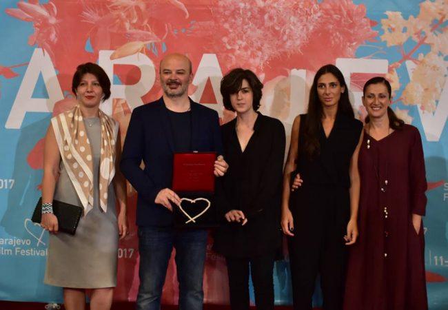 HEART OF SARAJEVO FOR BEST FEATURE FILM SCARY MOTHER, 2017 SARAJEVO FILM FESTIVAL