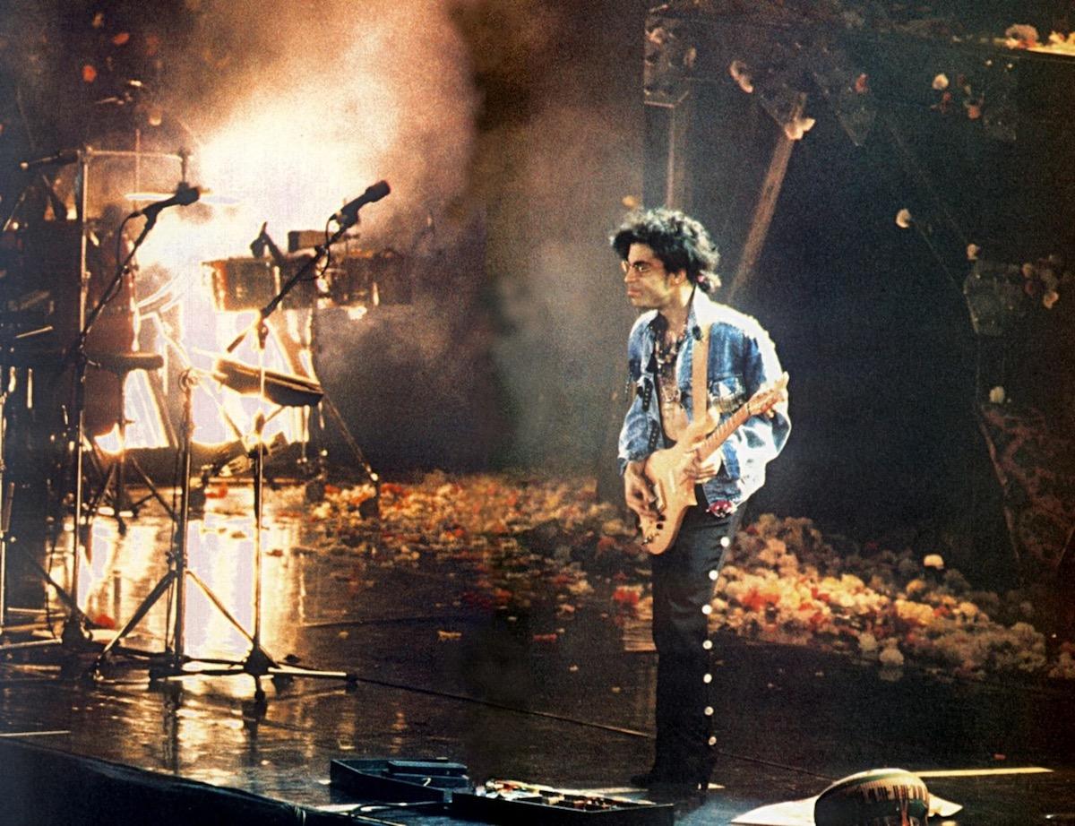 Prince Sign O The Times World Tour 1987