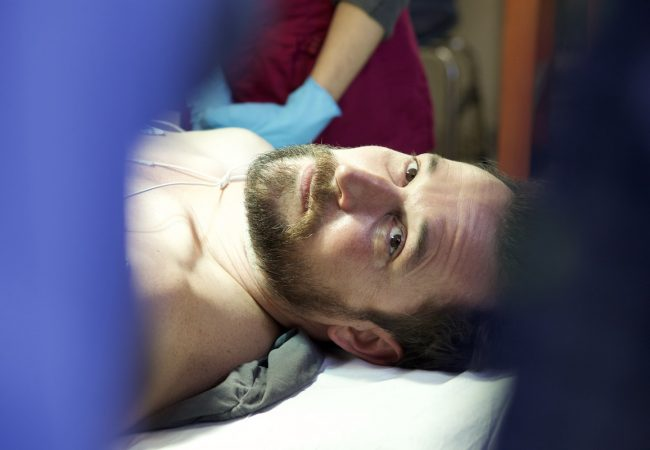 Gun Violence Drama SHOT Starring Noah Wyle Opens September 22 | Trailer