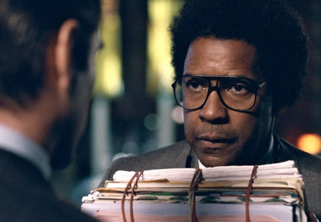 ROMAN J. ISRAEL, ESQ. Starring Denzel Washington Added to AFI FEST 2017