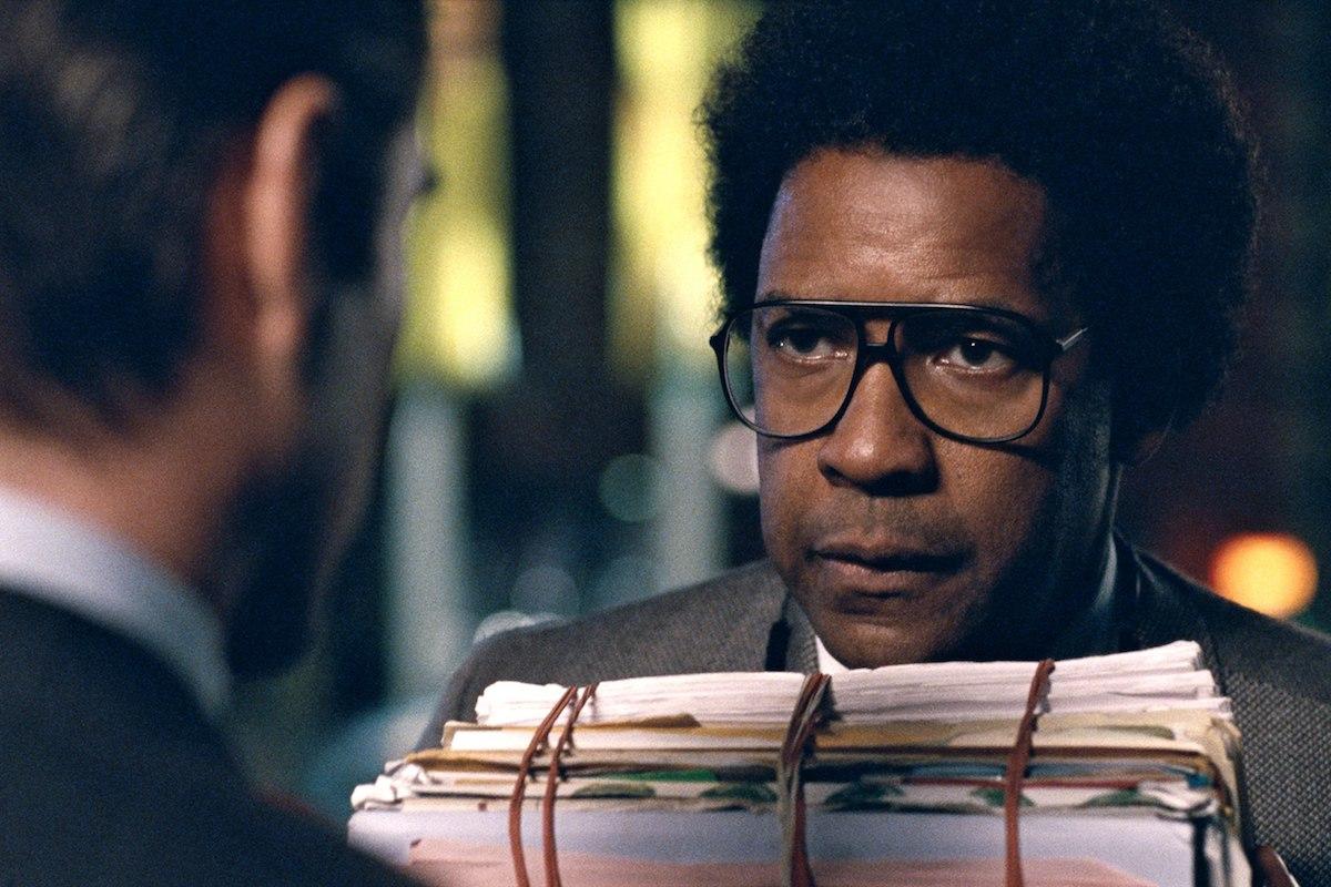 Roman J. Israel, Esq., starring Denzel Washington