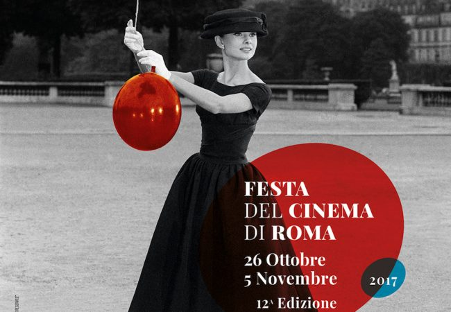 Official Poster of 12th Rome Film Fest Features the Timeless Grace and Elegance of Audrey Hepburn