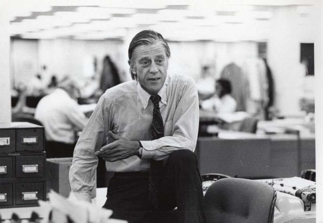 THE NEWSPAPERMAN: THE LIFE AND TIMES OF BEN BRADLEE to Debut on HBO
