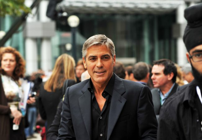 George Clooney to Receive AFI Life Achievement Award