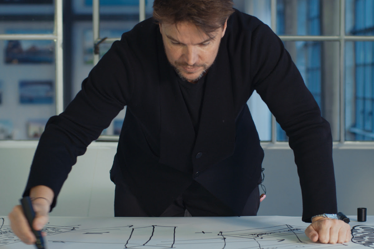 Bjarke Ingels in BIG TIME
