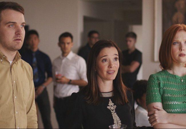 VIDEO: Watch Adam Christian Clark's Indie Dark Comedy NEWLY SINGLE Trailer + Poster