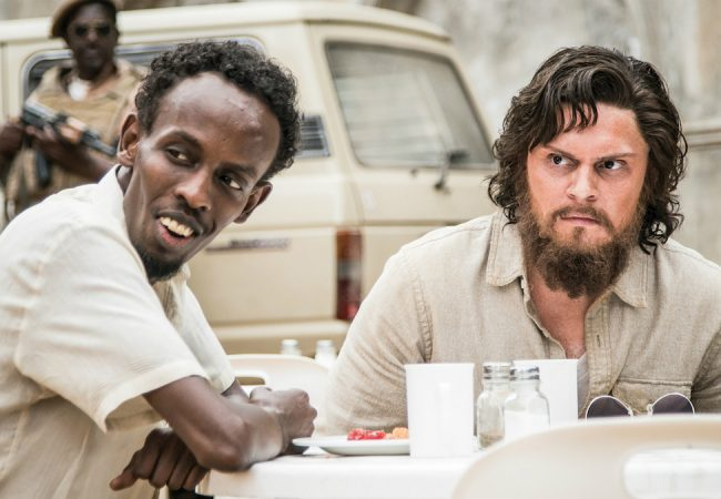 THE PIRATES OF SOMALIA Starring Barkhad Abdi, Melanie Griffith and Al Pacino, Gets A Release Date
