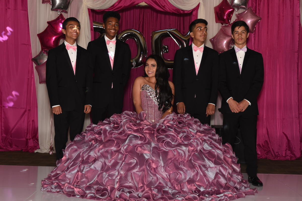 15: A Quinceanera Story