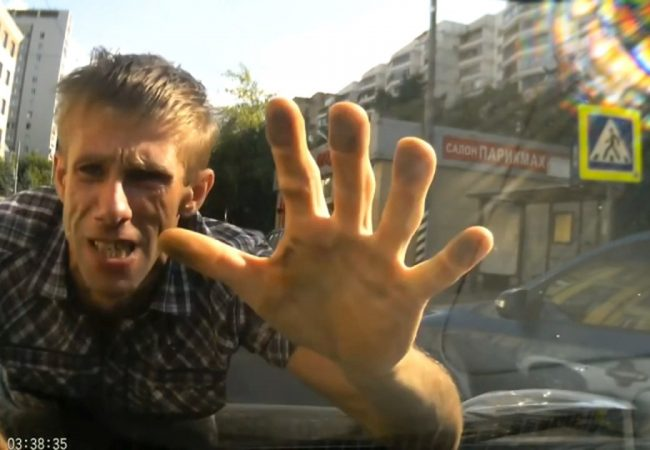 VIDEO: Watch Insane First Trailer for Russian Dash-Cam Documentary THE ROAD MOVIE