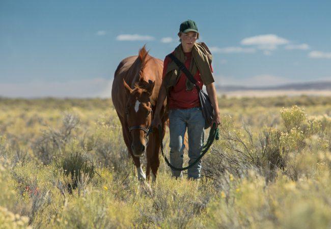 Watch First Trailer for Andrew Haigh's LEAN ON PETE, Starring Charlie Plummer, Steve Buscemi, Chloë Sevigny