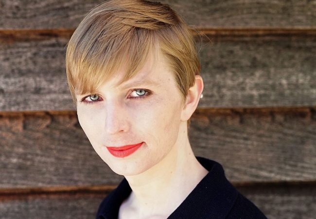 Chelsea Manning Documentary XY CHELSEA Set for Release in Late 2018